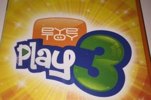 Eye Toy Play 3