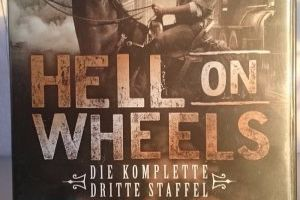 Hell on Wheels 3+4