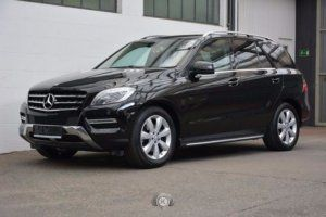 Mercedes-Benz ML350CDI