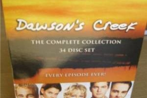 Dawsons Creek DVD Box, alle 6 Staffeln